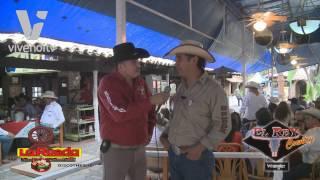 El Cowboy Entrevista A Toño Aldeco