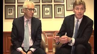 Interview with Alistair Elliott & Nick Thomlinson thumbnail
