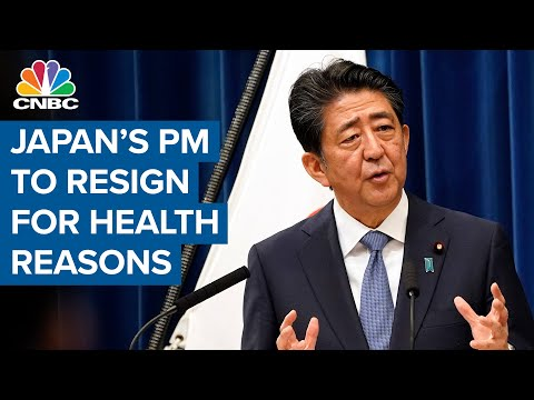 Shinzo Abe: Japan's Prime Minister resigns due to health reasons ...