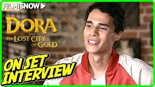 """DORA AND THE LOST CITY OF GOLD 