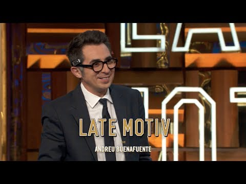 LATE MOTIV - Berto Romero Intermitentes para personas  LateMotiv566