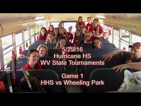 5/25/16 STATES Hurricane HS vs Wheeling Park