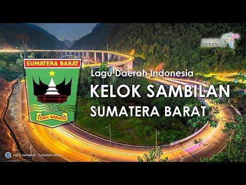 Kelok Sambilan - Lagu Daerah Sumatera Barat (Karoke, Lirik Dan Terjemahan)