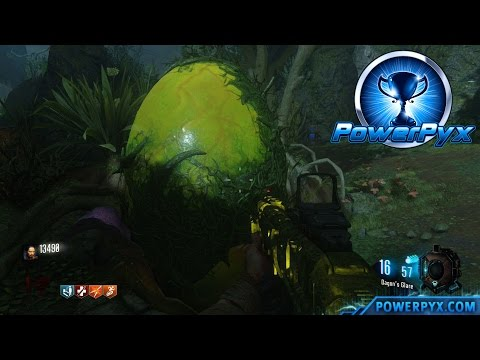 Call of Duty: Black Ops 3 Eclipse DLC - Herbal Remedy Trophy Guide (Use A Plant to Return to Life)