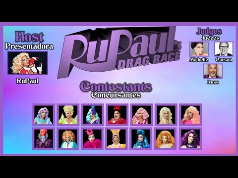 Elimination Order: RuPaul's Drag Race (2017) | Season 9