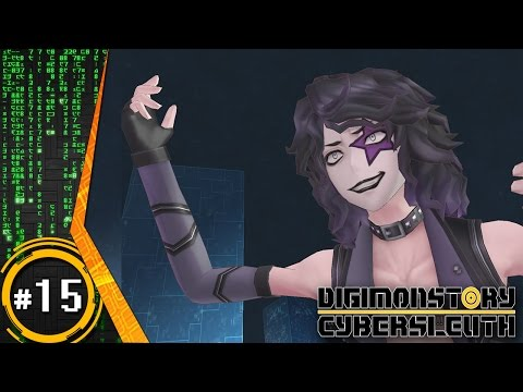 Digimon Story Cyber Sleuth Ep 15: Jimiken's Guest Appearance (Pt II)