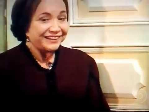 Novela Força de um desejo  Idalina descobre o passado quenga chefe de Ester  1999