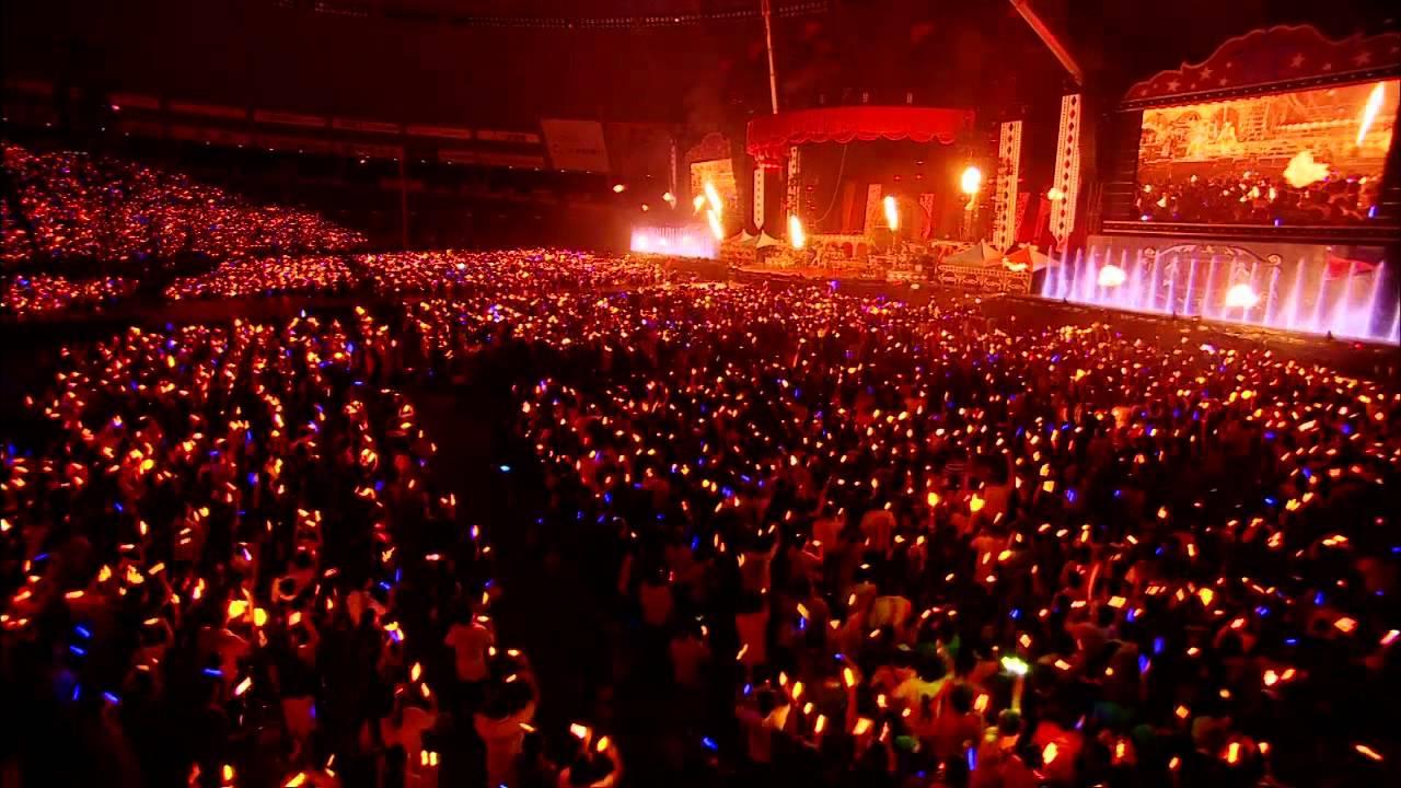 水樹奈々「ETERNAL BLAZE」(NANA MIZUKI LIVE CIRCUS 2013 in 西武 ...