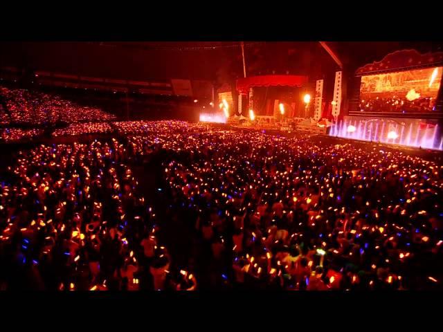 水樹奈々「ETERNAL BLAZE」(NANA MIZUKI LIVE CIRCUS 2013 in 西武ドーム)