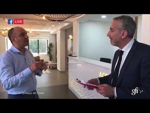 [Live] Suivez-nous au cœur de Cynapsys Gfi Tunisie !
