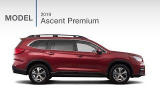 2019 Subaru Ascent Premium SUV | Model Review