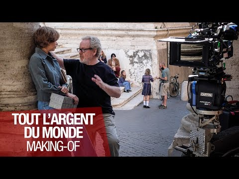 TOUT L'ARGENT DU MONDE - Making Of Ridley Scott - VOST streaming vf