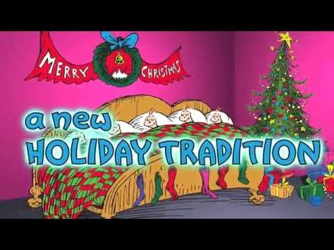 Dr. Seuss' How the Grinch Stole Christmas! The Musical at MCFTA