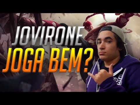 JOVIRONE JOGA BEM? ANÁLISE GAMEPLAY LEE SIN JUNGLE‹ Ken Harusame ›