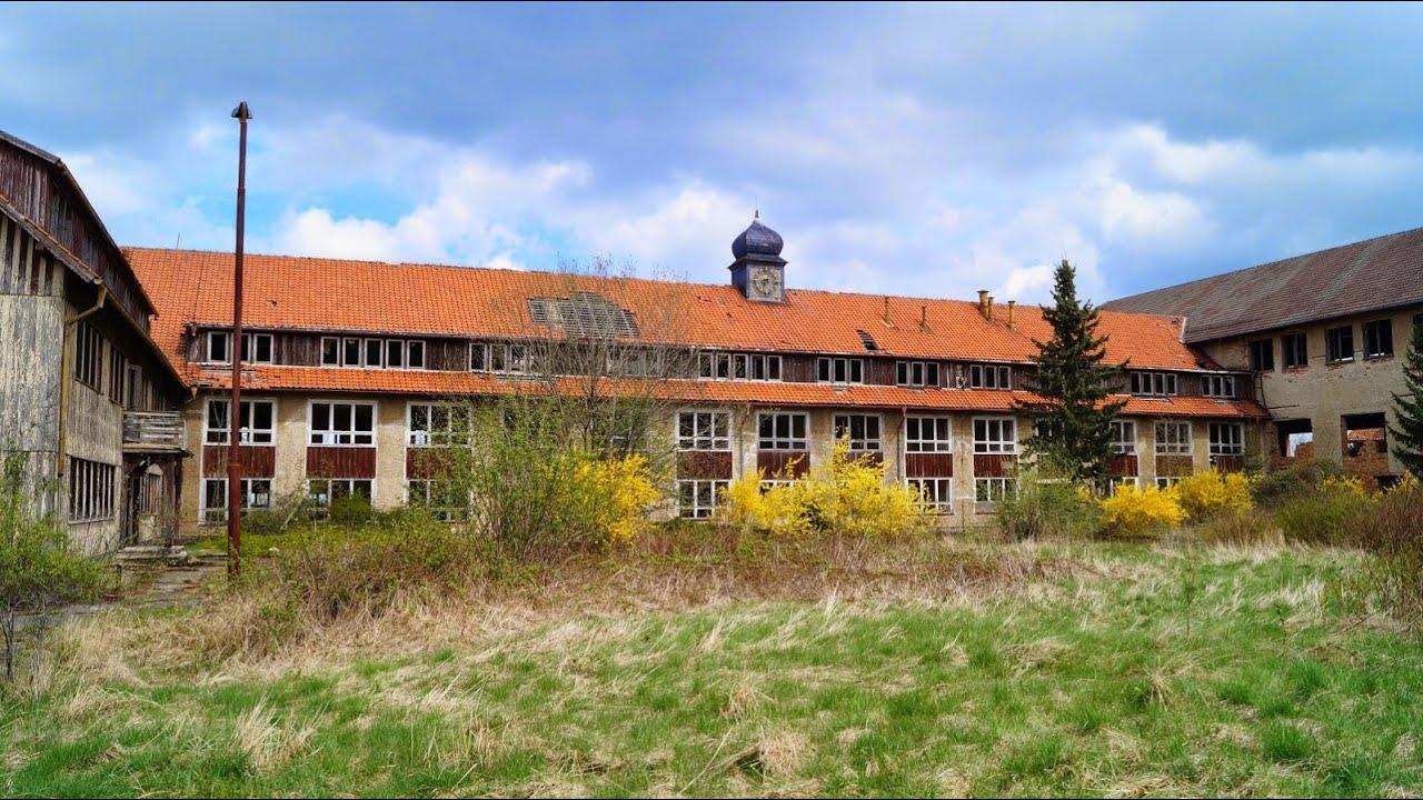 Abandoned Places Harz / Hotel  das verlassene ~ Lost