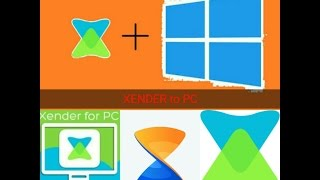 How to use XENDER for PC