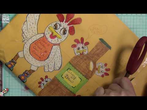 🎥  70 Acres Studio Thursday Livestream - Flocking Feathered Friendship Journal Time!
