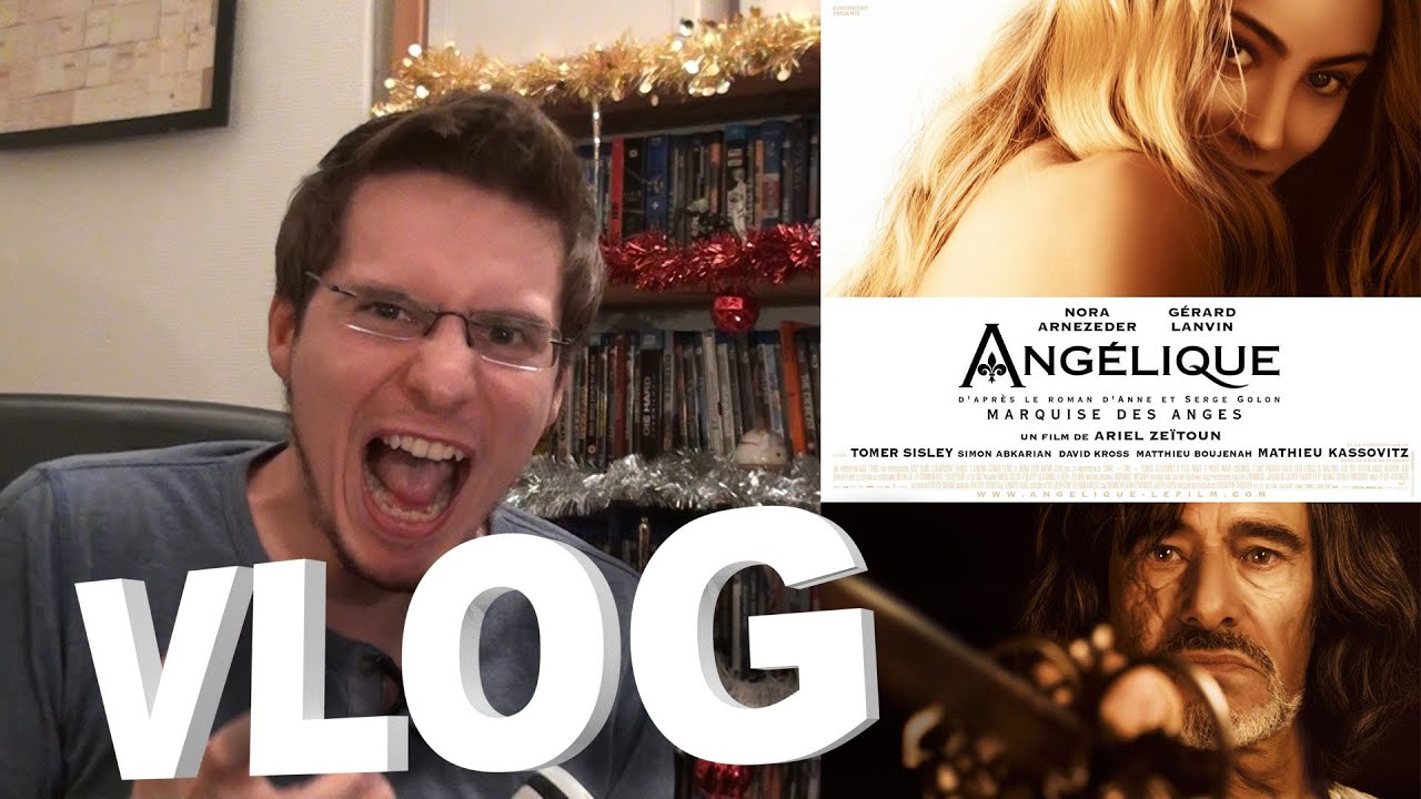 Vlog - Angélique, Marquise des Anges (re-upload)