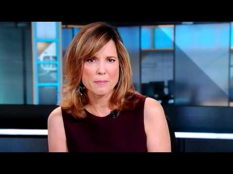 Hannah Storm announces Stuart Scott has died [ HD ]