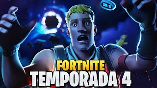 FORTNITE TEMPORADA 4 *CONFIRMADO* | Blend Freshon
