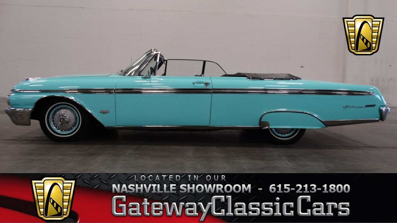 1957 Nash Ambassador, Gateway Classic Cars Nashville 844 ... |Gateway Classic Cars Nashville