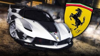 NFS Most Wanted | Ferrari FXX-K Evo Mod Gameplay [1440p60]