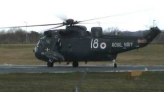 40th Anniversary Sea King Take Off