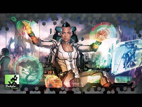 Android: Netrunner Gameplay Runthrough