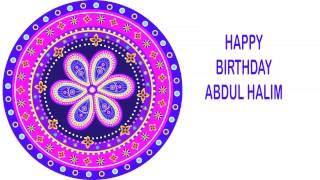 AbdulHalim   Indian Designs - Happy Birthday