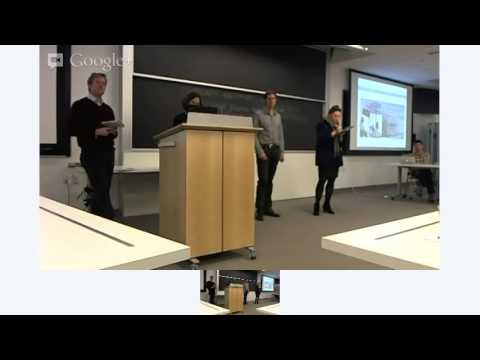 Community Innovation Lab 9: Review Day (Nov.18)  Part 2 of 2