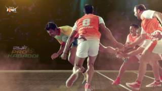 Star Sports Pro Kabaddi  The Battle is on PROMO