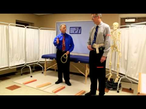 Exercises to Stop Shuffling & Improve Balance in Walking-ADVANCED