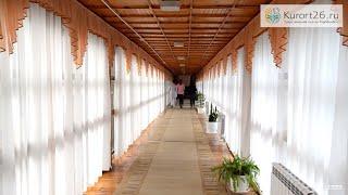 Видеообзор санатория «Тарханы» г. Пятигорск(, 2016-06-03T14:34:45.000Z)