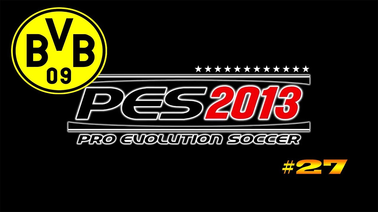 Lets Play PES 2013 Meisterliga BVB 27 German HD