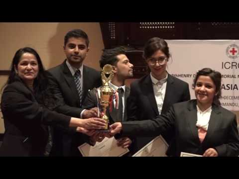 KSL Nepal Emerge First-Time Winners at Regional Moot Competition