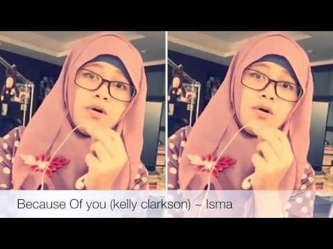 Bacause of you (kelly clarkson)_cover(Isma)