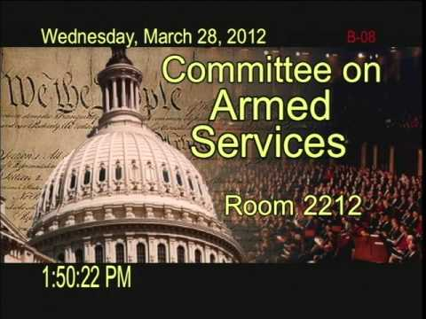 20120328 Army and Marine Corps Materiel Reset