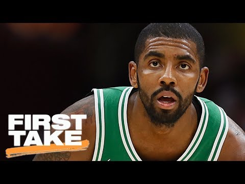 With Gordon Hayward out, Kyrie Irving key to Celtics' success? | First Take | ESPN