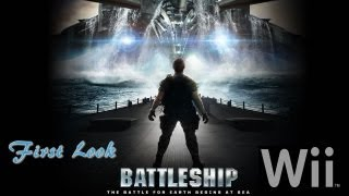 Battleship: First Look - Nintendo Wii
