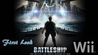 Battleship: First Look - Nintendo Wii