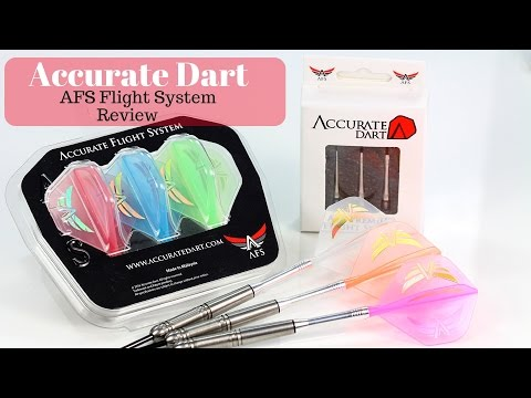 Accurate Dart AFS Flight Sytem review