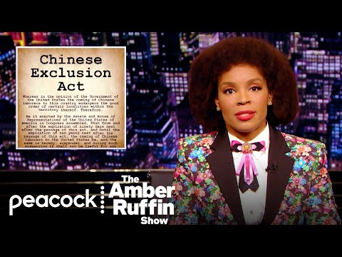 Violence Against Asian-Americans Isn't New, but It Is Growing | The Amber Ruffin Show