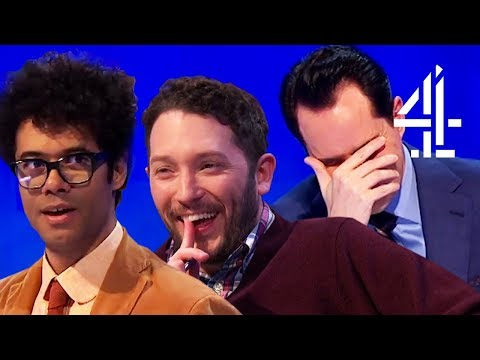 Jimmy Carr SURPRISES Rachel Riley with Joke! | 8 Out of 10 Cats Does Countdown | Best of Series 17