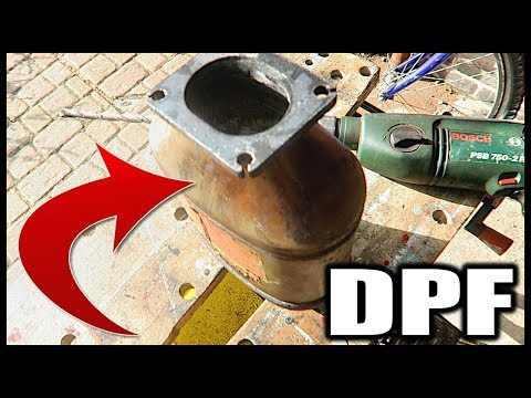 How To Remove   Clean and DPF Delete   Diesel Particulate Filter
