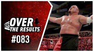 Qui a remportÉ le fatal five way match? (over the results #83)