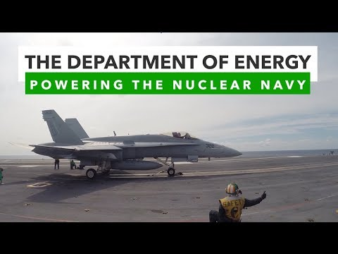 Powering the Nuclear Navy (U.S. Department of Energy)
