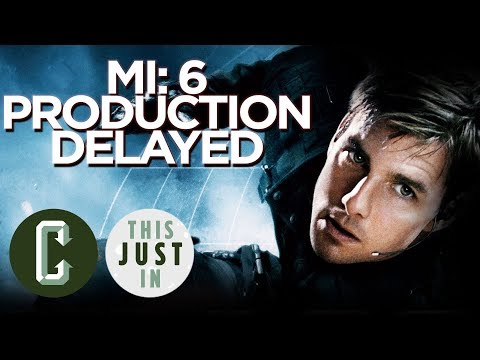 Tom Cruise's Injury Causes Mission  Impossible 6 Shutdown | Collider News