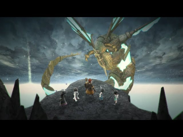 LOST SPHEAR Gameplay Trailer - Welcome to the World of LOST SPHEAR