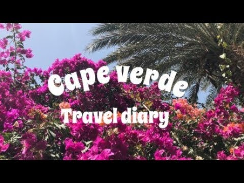 Sal, Cape Verde travel diary 2018