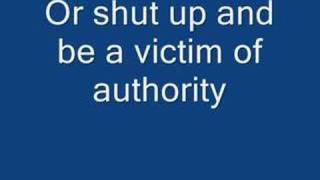 Green Day-Warning (Lyrics video)
